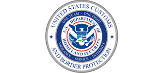 United States Customs and Border Protection logo